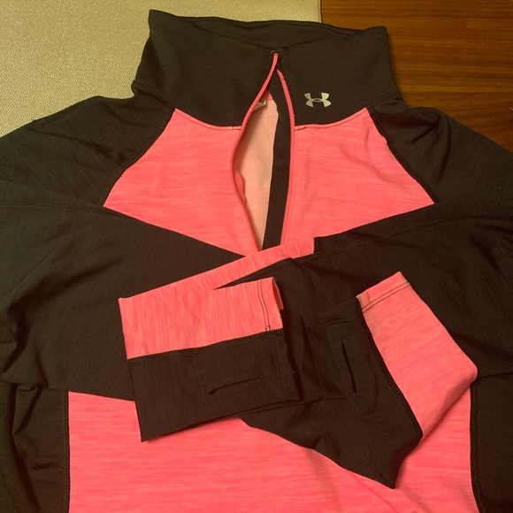 Under Armour Tops - Women's XL Under Armour Half-Zip EUC